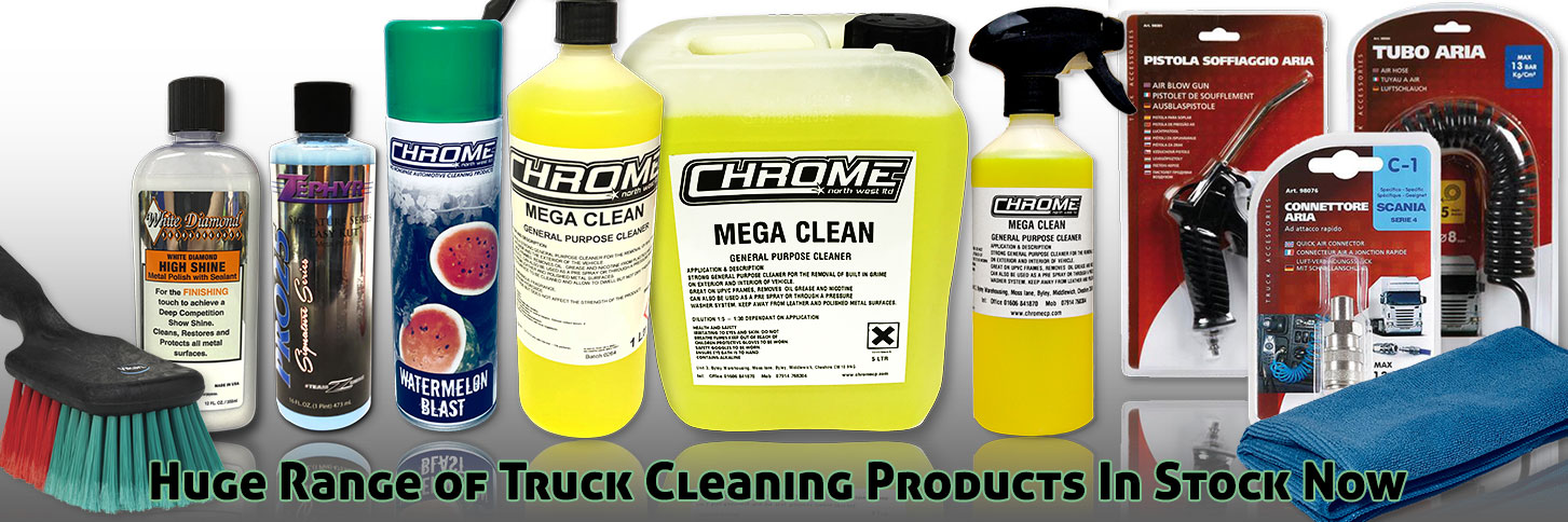 Truck Cleaning Range Lymm