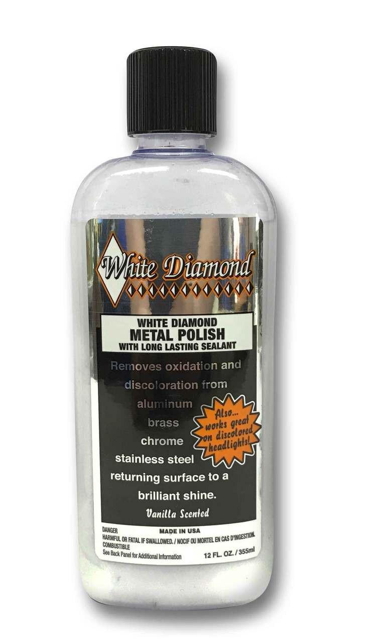 Diamond White Usa >> White Diamond Liquid Metal Polish