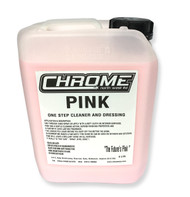 Chrome PINK Polish 5 Litre Container