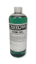 Chrome NW Trim Gel 750ml bottle
