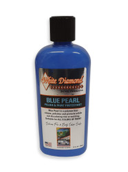 White Diamond Blue Pearl Paint Protectant