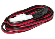 3 Pin Uniden / Midland Power Lead For CB Radio