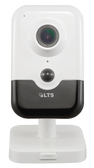 LTS CMIP8942NW-28SWifi Full HD IP Network Wi-Fi Cube Camera