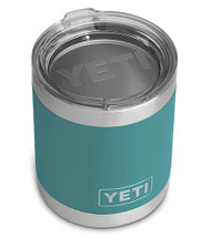 YETI Rambler 10oz Lowball - River Green - 888830069479