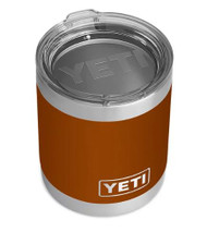 YETI Rambler 10oz Lowball - Clay - 888830069523