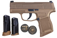 Sig Sauer P365 9mm - NRA Edition - Coyote - 10 Round - 798681607891