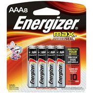 Energizer MAX AAA - 8 Pack - 039800108050