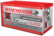 Winchester Super-X 17 HMR - 20 Grain XTP - 50 Rounds - 020892102521
