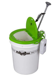 Flambeau Bait Butler Live Bait Retrieval Bucket - 071617095512