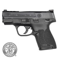 Smith & Wesson M&P 9 Shield M2.0 Performance Center Ported 9mm - Night Sights - Black - 8 Round - 022188873566
