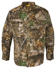 Browning Wasatch-CB Camo Button-Up Shirt - 023614932871