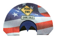 Dead End Game Calls Roadkill Batwing 3 Turkey Mouth Call - 853591004076