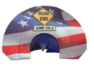 Dead End Game Calls Roadkill Split V Turkey Mouth Call - 853591004083