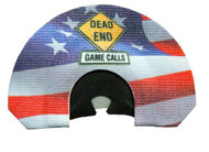 Dead End Game Calls Roadkill Ghost Cut Turkey Mouth Call - 853591004090