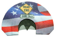 Dead End Game Calls Roadkill Batwing 2 Turkey Mouth Call - 853591004106