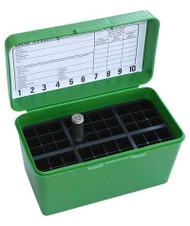MTM Case-Gard H-50 Series Deluxe Ammo Box - Green - 026057203102