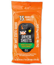 Dead Down Wind 3D+ Dryer Sheets - 15 Count - 189168000685