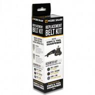 """Work Sharp Tools Assorted Belt Kit, Wskts - ½"""" X 12"""" - 662949038089"""