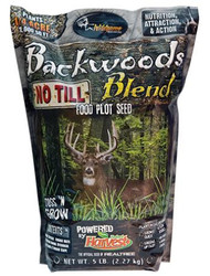 Wildgame Innovation Backwoods Blend Food Plot Seed - 5lb - 855018000654