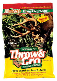 Evolved Harvest Throw & Gro No-Till Forage - 5lb - 786541705054