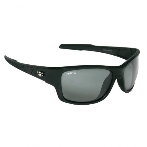 Calcutta Offshore II Sunglasses - Black Frame / Gray Lenses - 768721520510