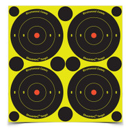 "Birchwood Casey Shoot N-C 3"" Bull's-eye Targets - 029057343151"