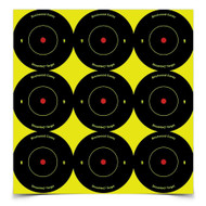 "Birchwood Casey Shoot N-C 2"" Bull's-eye Targets - 029057342109"