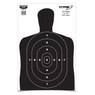 "Birchwood Casey Eze-Scorer 12"" x 18"" BC-27 Paper Target - 029057372021"