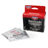 Birchwood Casey Barricade Rust Protection Take-Alongs - 25 Pack - 029057330250