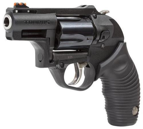 Taurus 605 Poly 357 Magnum - Black - 5 Shot - 725327609681