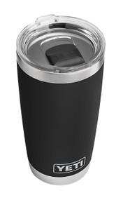 YETI Rambler 20oz with MagSlider Lid - Black - 888830021835