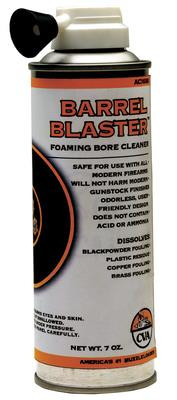 CVA Barrel Blaster Foam Bore Cleaner 7 Ounce Spray - 043125116881