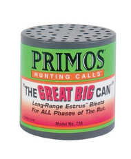 Primos The Great Big Can Estrus Bleat - 010135007386
