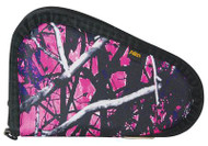 Allen Powder Horn Handgun Case 8 Inch Muddy Girl Camouflage - 026509011446