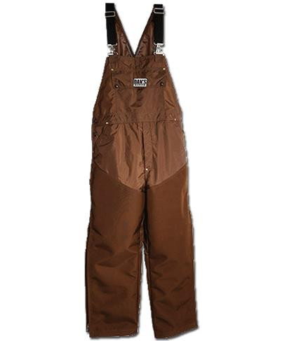 Dan's Hunting Gear Cordura Classic Bibs Brown - 001122333120