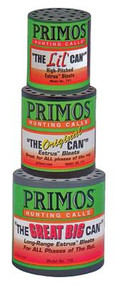 Primos The Can Family Pak Deer Calls - 010135007133