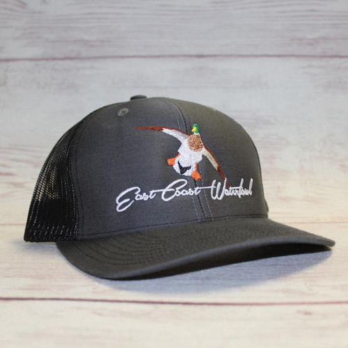 East Coast Waterfowl Mallard Snapback - Gray / Black - 400001714898