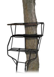 Big Game Treestands Guardian XLT Ladder Stand - 18' - 097973002209