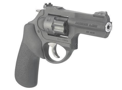 Ruger LCRx-3 22 WMR - Black - 6 Shot