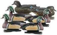 Greenhead Gear Life-Size Wood Ducks - 700905730353
