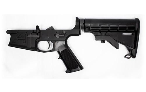 Aero Precision AR-10 Lower Receiver - Standard - Black - 400001570173