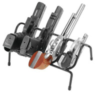 Lockdown Handgun Rack Hold 4 Guns - 661120222002