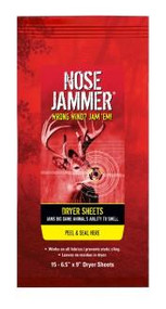 Nose Jammer Dryer Sheets - 851651003168