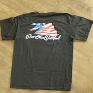 East Coast Waterfowl Patriotic Duck Shirt - 400100000292