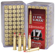 Hornady Varmint Express .17 HMR 20 Grain Hollow Point XTP - 090255831726