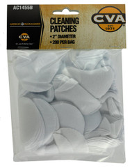 "CVA Cleaning Patches 2"" - 043125124558"