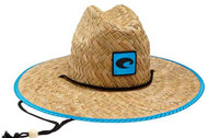 Costa Lifeguard Straw Hat - 097963669061
