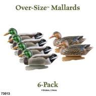 Greenhead Gear GHG Hunter Series Over-Size Mallards 6 Pack - 700905730131