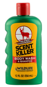 Wildlife Research Center Scent Killer Body Wash & Shampoo - 12oz - 024641540121