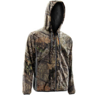 Nomad Women's Harvester Full Zip Hoodie - Mossy Oak Break Up Country - 840885163786